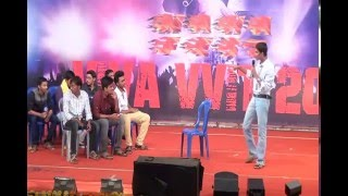 Late Comers - Comedy skit by II CSE students of VVIT