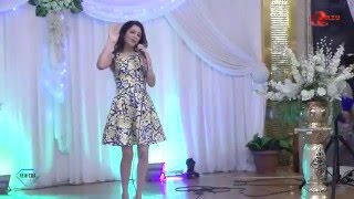 Ghezaal Enayat at Qalbi Nek Fashion Show-New Era-Dushanbe Tajikistan 2016
