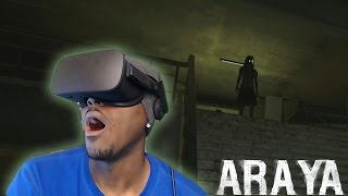 WHAT HAPPENED TO ARAYA?? || ARAYA CHAPTER 7 Oculus Rift