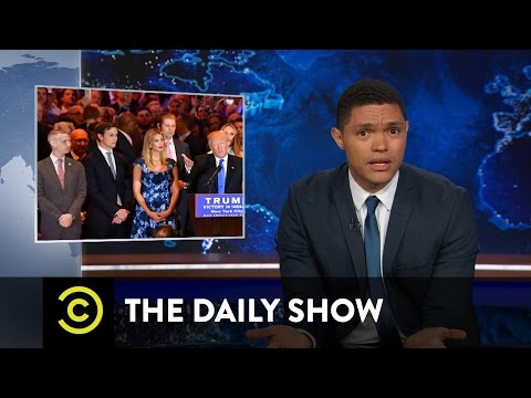 Donald Trump's Contentious Campaign: The Daily Show