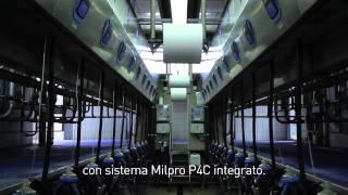 Milkline: sistema Milpro P4C installato presso un