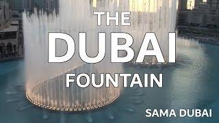 The Dubai Fountain: Sama Dubai (Opener) Shot/Edited with 5 HD Cameras - 1 of 9 (HIGH QUALITY!)
