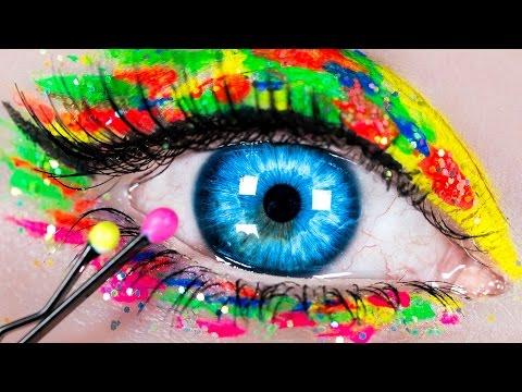 DIY Makeup Hacks Makeup Tutorial with 10 DIY Makeup Life Hacks for Beginners