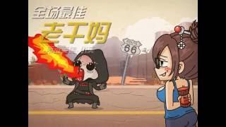 Overwatch short movie:Mei's Smoothie shop