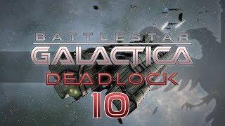 BATTLESTAR GALACTICA DEADLOCK #10 IMPOSSIBLE Preview - BSG Let