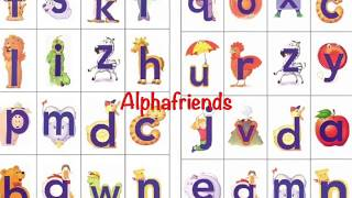 Alpha Friends Cha Cha Cha Video