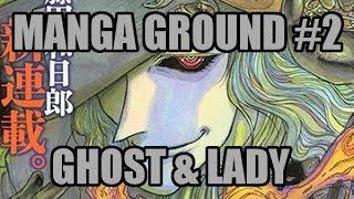 Manga Ground #2 Ghost and Lady