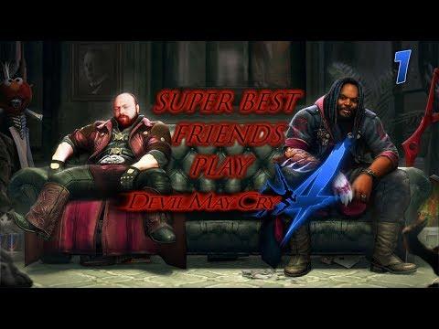 Xxx Mp4 Best Friends Play Devil May Cry 4 Part 1 3gp Sex