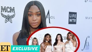 Normani Kordei Says Announcing Fifth Harmony Split Was 'Heartbreaking' (Exclusive)