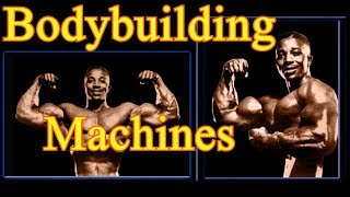 Should You Use Bodybuilding Machines? - Leroy Colbert