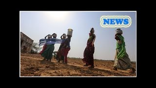 News India facing its worst water shortage in history