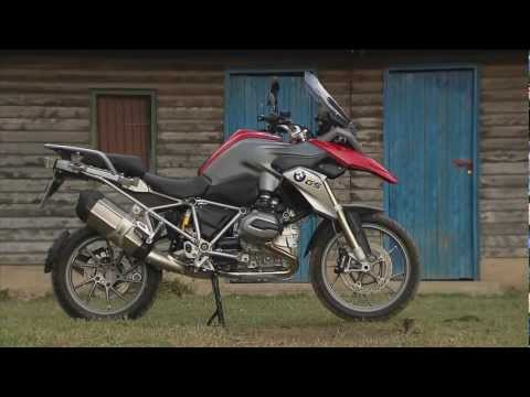 【Full HD】2013 The new BMW R 1200 GS.Vol.1