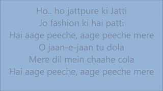 D Se Dance - Humpty Sharma Ki Dulhania Lyrics HD