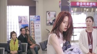 Emergency Couple Ep1: Jin-hee wakes up on the ER bed on her first day of work as an intern