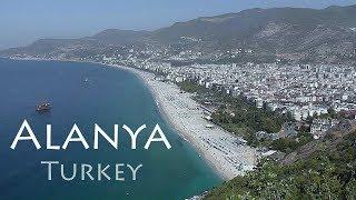TURKEY: Alanya city [HD]