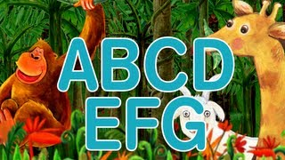 Alphabet ABC Phonics - Part 1: A, B, C, D, E,F, G