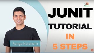 JUnit Tutorial - Java Unit Testing with Eclipse