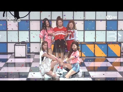 [MPD직캠] 레드벨벳 직캠 DUMB DUMB  Red Velvet Fancam @엠카운트다운_150910
