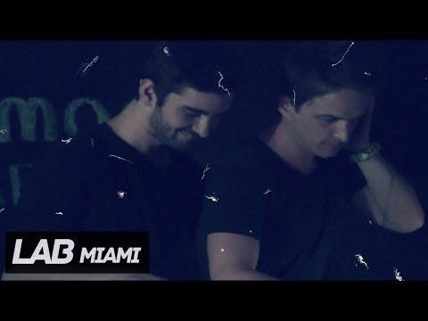 DANNIC & DYRO 60 min set in Mixmag Lab Miami