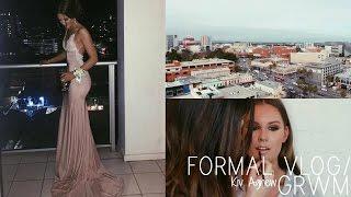 FORMAL/PROM GRWM || VLOG 2016