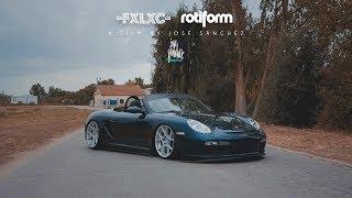 @ferlucia's Bagged Porsche Boxster | Jose Sanchez Cinema (4K)