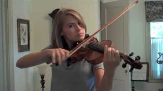 Gladiator Theme (Now We Are Free) Violin Cover