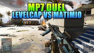 MP7 Duel - LevelCap vs Matimi0 | Battlefield 4