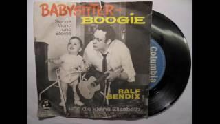 Babysitter Boogie - Ralf Bendix Und Die Kleine Elisabeth - 1961