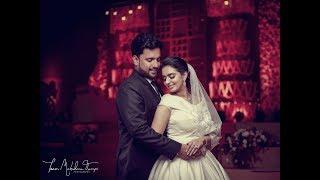 MERLIN - AMAL WEDDING HIGHLIGHTS | Team Mahadevan Thampi