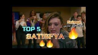 Top 5 satisfya Fight sences {whatsapp status} School Fight #5