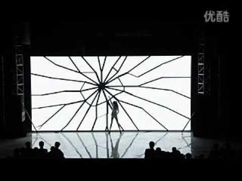 舞蹈  3D视频互动 标清