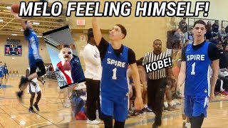 LaMelo Ball SKIPS WARMUPS & Then Drops 32! Is He LEAGUE READY!? 🤑