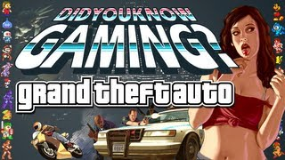 Grand Theft Auto - Did You Know Gaming? Feat. Egoraptor
