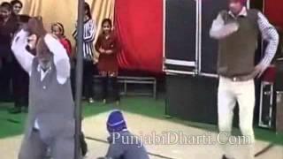Punjabi Boy Doing Nagin Dance Goes Viral...Via PunjabiDharti.Com
