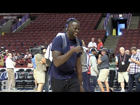 watch Funniest Moments from Team USA Practice In Chicago | USA Basketball Practice Uncensored