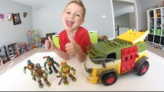 Father & Son Get BEST TOY VEHICLE EVER!