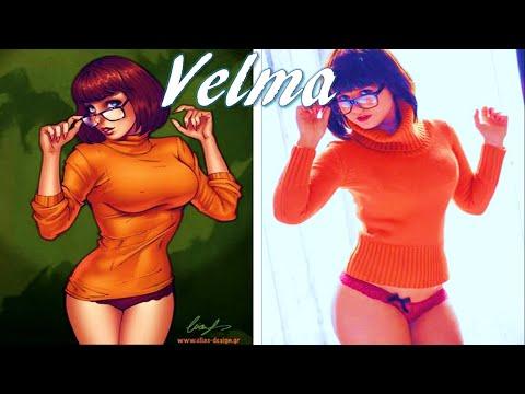 El Mejor Cosplay Velma Dinkley - sexys