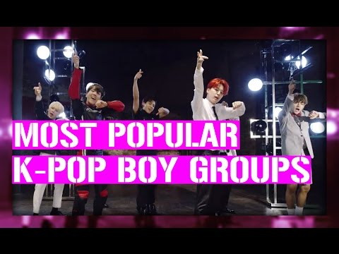 Download [TOP 27] MOST POPULAR K-POP BOY GROUPS ON YOUTUBE (2016) On Musiku.PW