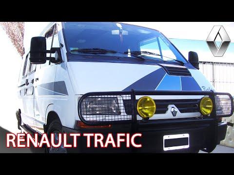 Exterior Renault Trafic 1996