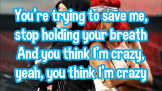 Eminem Ft. Rihanna - The Monster (Lyrics)