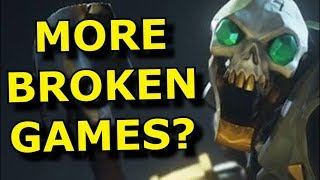 Why Are So Many Games BROKEN Now?! - Konami/Fallout Rant