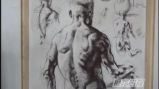 How to draw Human body by Master Artist  | Figure Drawing timelapse