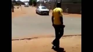 تفحيط شباب السودان