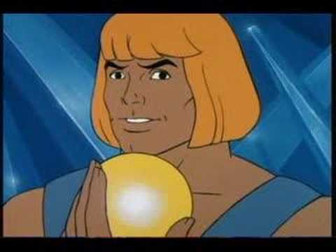He-Man's Lesson Montage