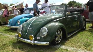 Classic VW BuGs South Miami 2013 Show 'N Shine Air-cooled Beetle Car Show