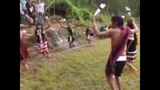 Jeme Naga dance Haflong