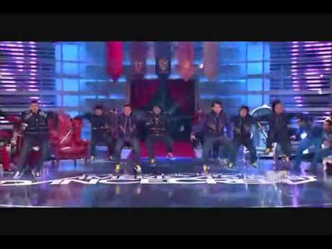 America s Best Dance Crew Champions for Charity Intro All 5 Crew Performing Together