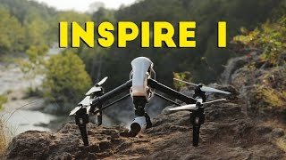 Flying a Drone: Inspire 1
