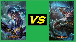 Deck Heroes: 4-Star Hero Review Faen | Devil Hunter vs. Predator