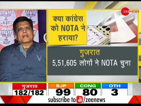 DNA Analysis on Gujarat Himachal Assembly Elections 2017